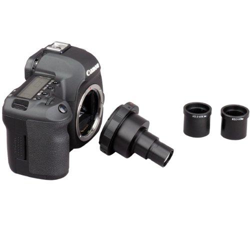 AmScope CA-CAN-SLR Canon SLR  D-SLR Camera Adapter for Microscopes - Microscope Adapter