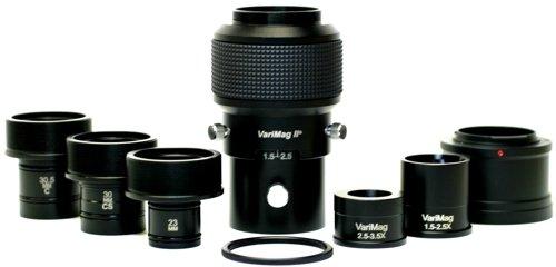 VariMag II Microscope Adapter for All Canon EOSRebel DSLR Cameras