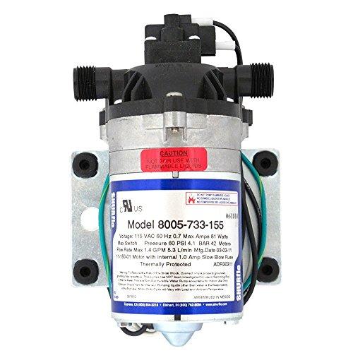 Shurflo 8005-733-155 Diaphragm Pump