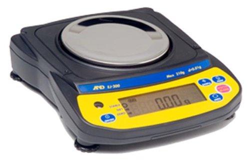 A&D EJ-120 Precision Lab Balance 120gx001gpan size 43 Compact Portable Jewelry Scale5 year warrantyNew