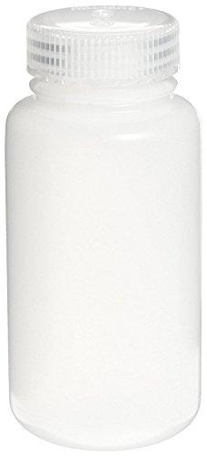 Nalgene 3121-0250 HDPE Centrifuge Bottle with Polypropylene Closure 250ml Capacity Case of 36