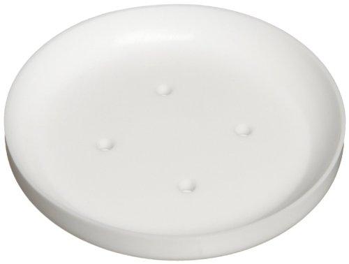 Nalgene DS3125-0250 White Polycarbonate Round Bottom Centrifuge Bottle Adapter 617mm OD Case of 6