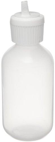 Wheaton 211194 Dispensing Bottle LDPE 60mL 39mm x 92mm Case of 144