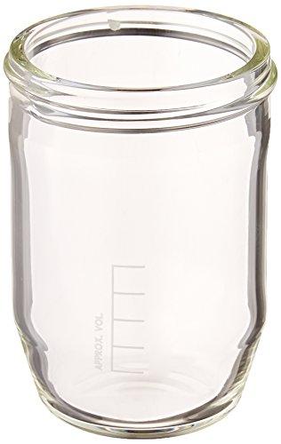 METTLER-TOLEDO 51107463 Titration Vessel for V20 and V30 Volumetric KF Titrator 250 mL Volume