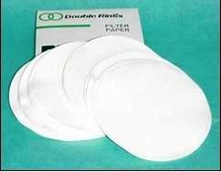 Filter Paper Qualitative Fast 11cm