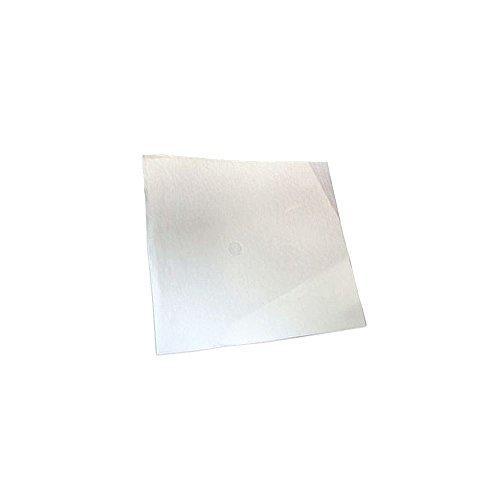 Pitco PP10613 HD 185 x 205 Envelope Filter Paper - 100  CS