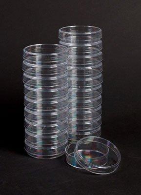 Plastic Petri Dishes 60 X 15 Case500 Non-vented