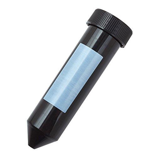 Celltreat 229434 Polypropylene Centrifuge Tube Sterile 50mL Volume Re-Sealable Bag Black Case of 500