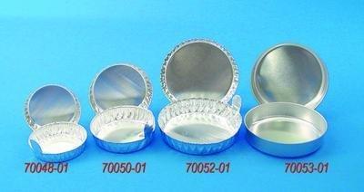 Aluminum Dish - Aluminum Weighing Dish Electron Microscopy Sciences