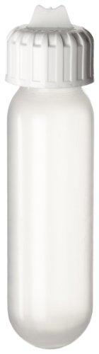 Nalgene 3139-0030 Polypropylene 30mL Oak Ridge Centrifuge Tube With Sealing Cap PPSilicone Gasket Translucent Pack of 10