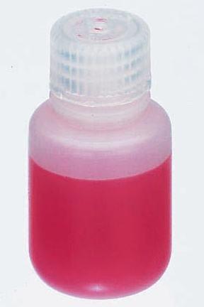 Nalgene HDPE Sample Bottles Capacity 4 oz