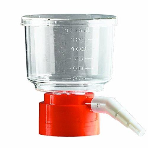 Corning 431118 500mL Bottle Top Vacuum Filter 022µm Pore 332cm² PES Membrane Fits 45mm Diameter Necks Sterile Single