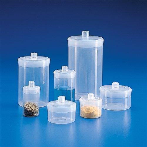 Weighing Bottles Polypropylene W Closure 30x48mm D x H 23mL case10