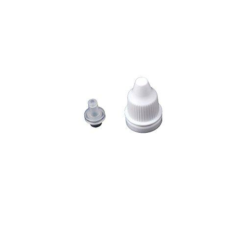 DZT1968 2550100PCS 51015203050ml Empty Plastic Squeezable Dropper Bottles Eye Liquid Dropper 200pc 30ml Bottle Cap