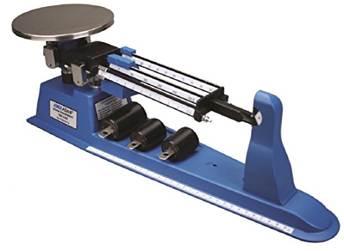 Adam AMTBBT06062610G Triple Beam Balance 2610T Scale Stainless Steel Weighing Pan