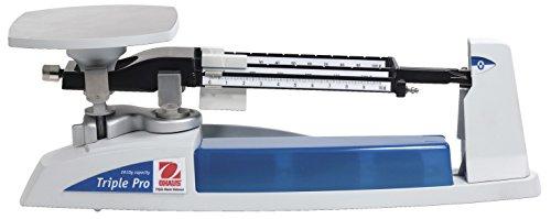 Ohaus Triple Pro Mechanical Triple Beam Balance 2610g Capacity 01g Readability