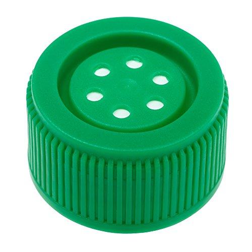 Celltreat 229397 Cap for Tissue Culture Flask Sterile Vent Fits 75cm2 250mL Case of 5