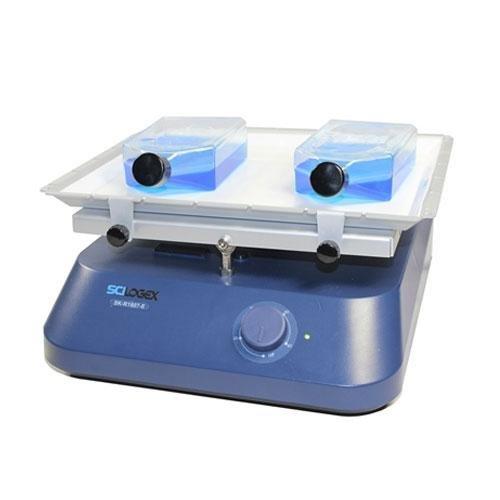 Scilogex SK-R1807-E Analog See-Saw Rocker with Tissue Culture Flask Platform 100-220V 5060Hz