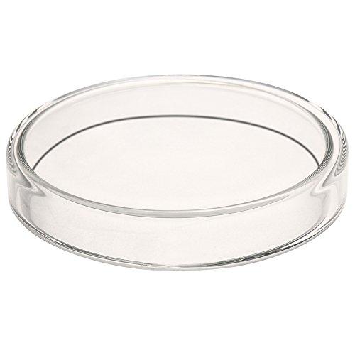 Glass Petri Dish Petri Plates Tissue Culture Plate 5 Pcs 90 mm