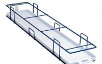 Bel-Art-H18992-0012-Modular-Ultra-Low-Freezer-Rack-with-Drawer-5-Places-27-x-6-x-3½-in-Blue-1.jpg